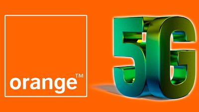 Orange realiza la primera llamada de voz y datos con una red móvil 100% 5G