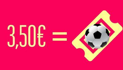 3,50 euros por partido, la nueva fórmula para vender fútbol de pago en Reino Unido