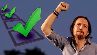 Las promesas de Podemos para las elecciones: Internet como derecho básico, acceso gratuito y canon a las operadoras