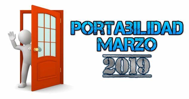 portabilidad marzo 2019