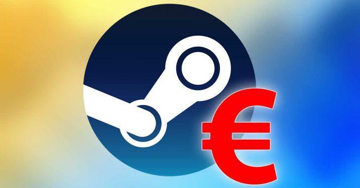 steam euro oferta
