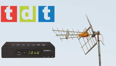 Cinco sintonizadores TDT con DVB-T2 y H.265 (HEVC) por menos de 40 euros
