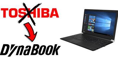Toshiba ahora es Dynabook: nueva marca de portátiles para España