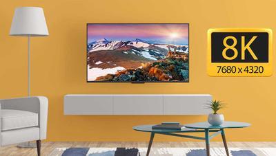 Nuevos cambios en el estándar UltraHD: mejor sonido y compatibilidad con el 8K