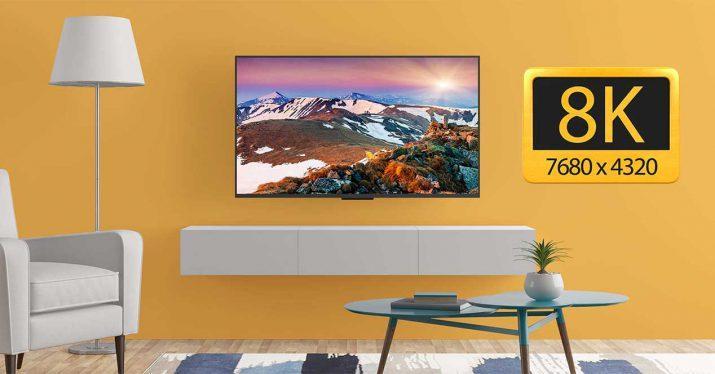 tv 8k uhd 4k