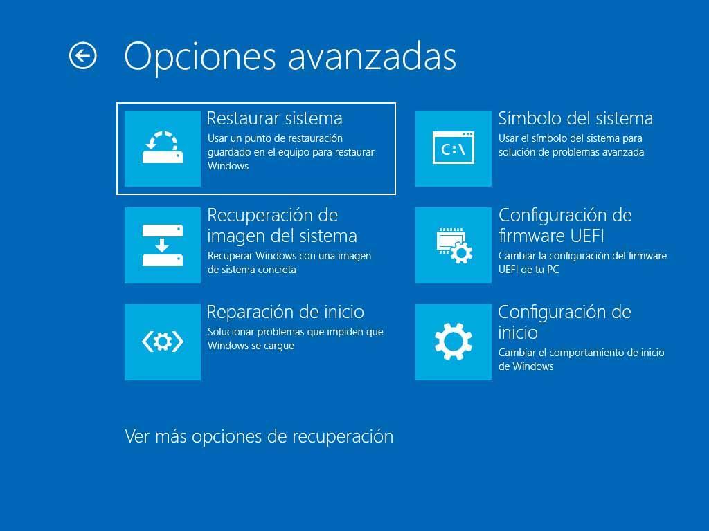 Cómo formatear un PC en Windows 10