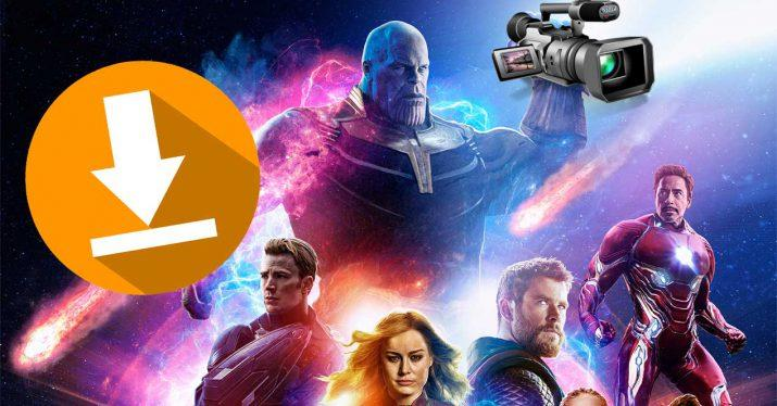 vengadores endgame descargar screener