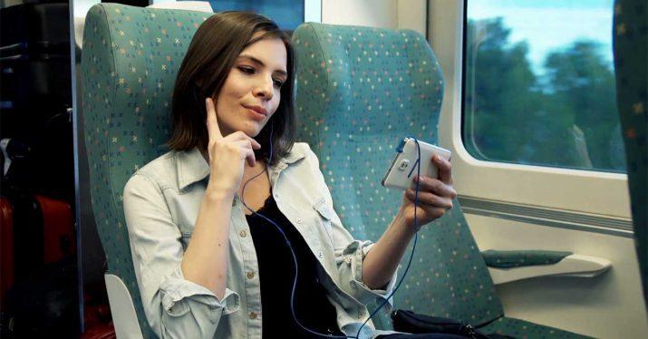 ver película móvil