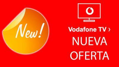 Vodafone revoluciona su oferta de televisión con paquetes a la carta desde 5 euros