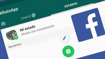 WhatsApp te permitirá postear estados y stories directamente en Facebook