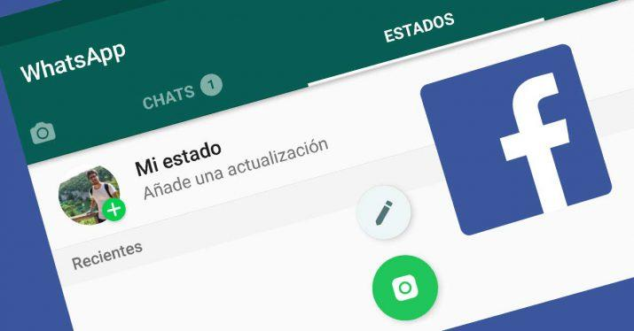 whatsapp estados facebook
