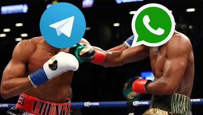 WhatsApp vs Telegram: ¿cuál es más seguro?