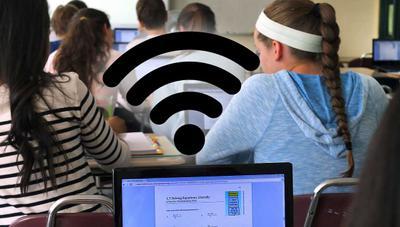Hackean el WiFi de un colegio para no tener que hacer exámenes