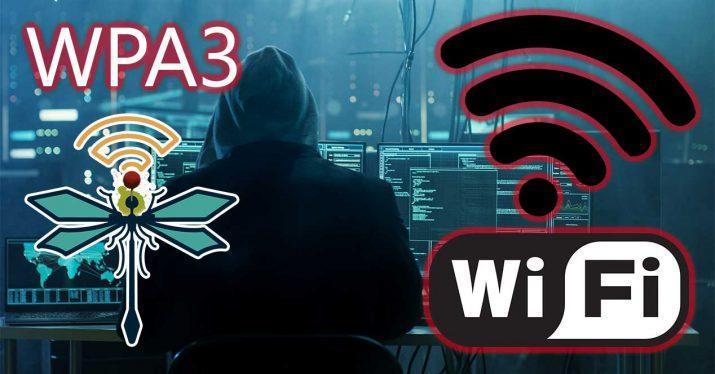 wifi wpa3 hack dragonblood vulnerabilidad