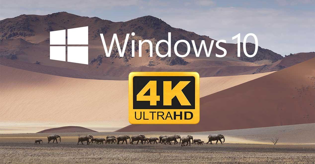 windows 10 fondo de pantalla 4k