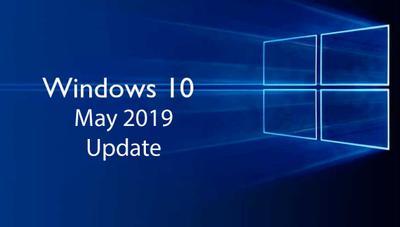 Windows 10 May 2019 ya tiene la confianza de los usuarios y alcanza a la April 2018 Update