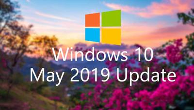 Windows 10 May 2019 Update: confirmado el nombre y que Microsoft no te forzará a actualizar
