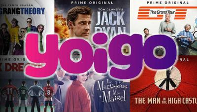 Agile TV, la tele que ofrece Yoigo, incorpora Amazon Prime Video