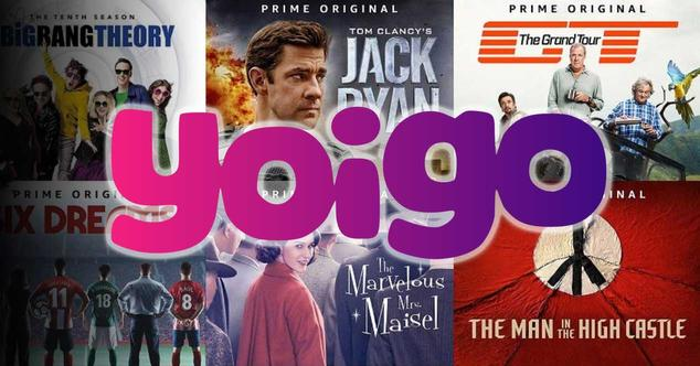 yoigo amazon prime video agile tv