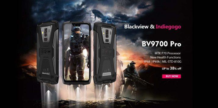 BV9700 Pro