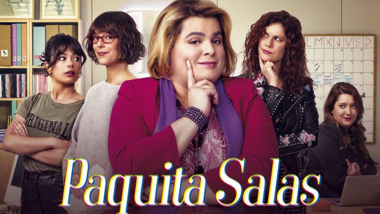 Mejores series de empresarios - Paquita Salas