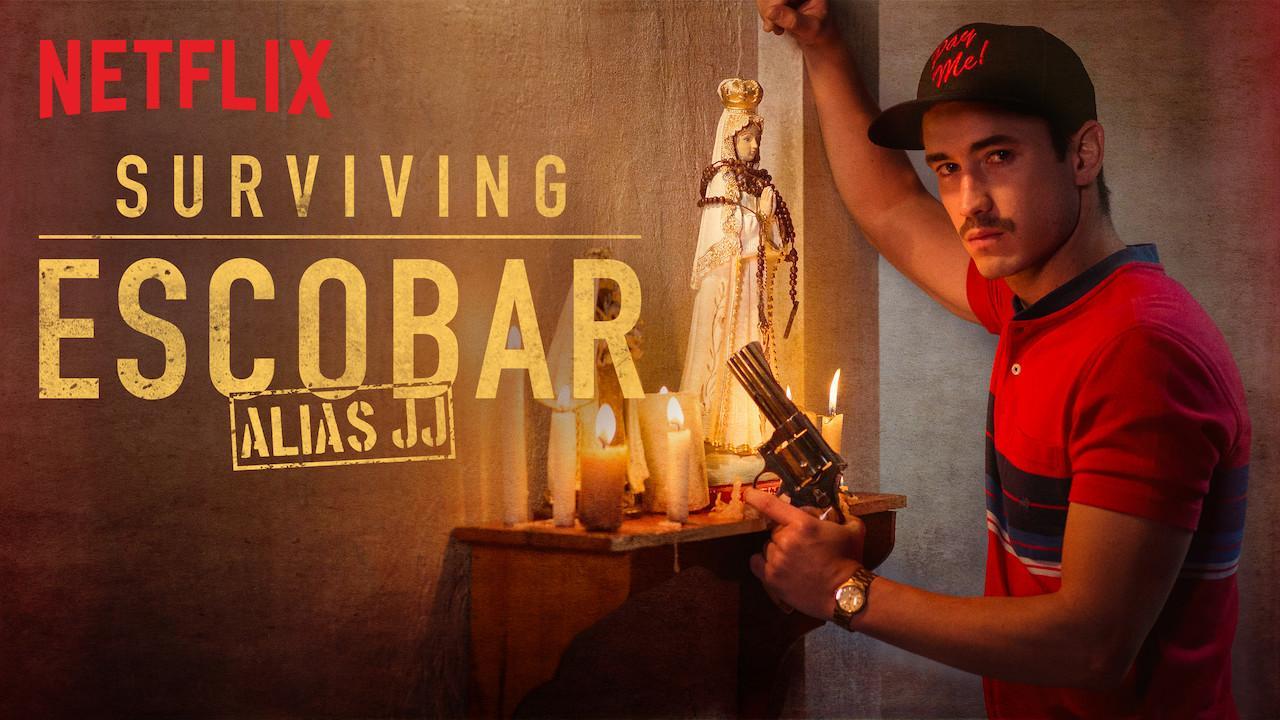 Mejores series de no ficción - Sobreviviendo a Escobar