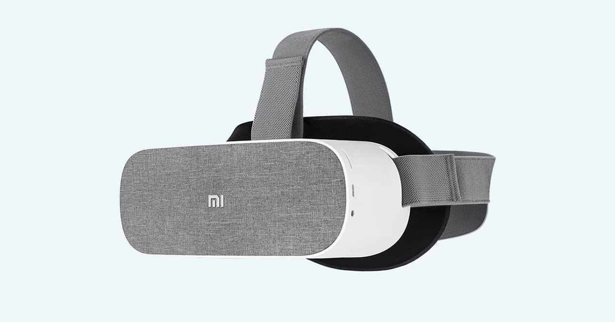 Xiaomi gafas realidad virtual cine (2)