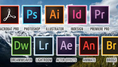 Adobe dice que si usas Photoshop antiguo estás pirateando