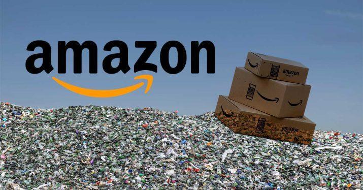 amazon basura