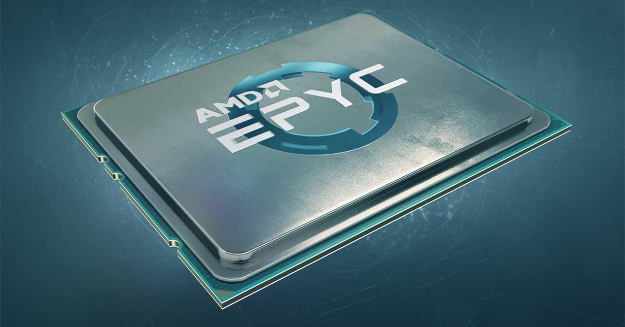 amd epyc procesador