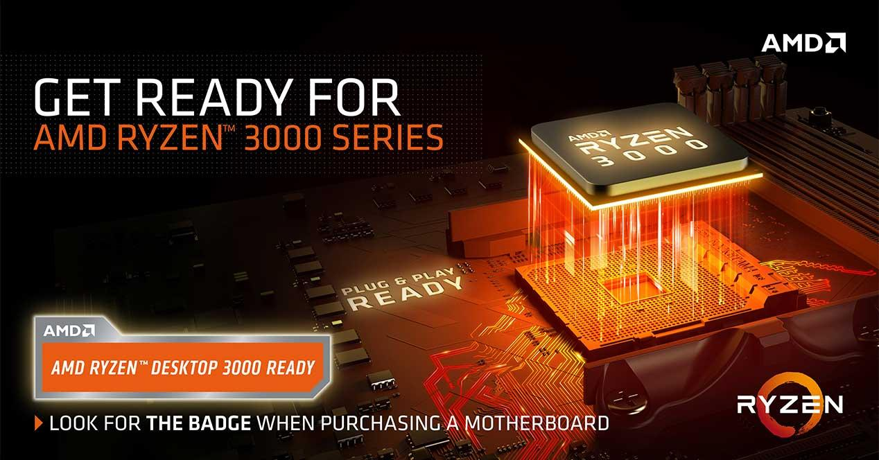 AMD anuncia los Ryzen 9 3900X, Ryzen 7 3800X: hasta 12 núcleos