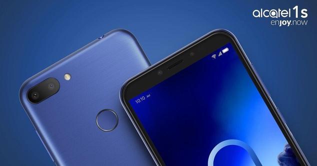 Ver noticia 'Ya disponible en España el Alcatel 1S, un móvil con buen rendimiento por 109 euros'