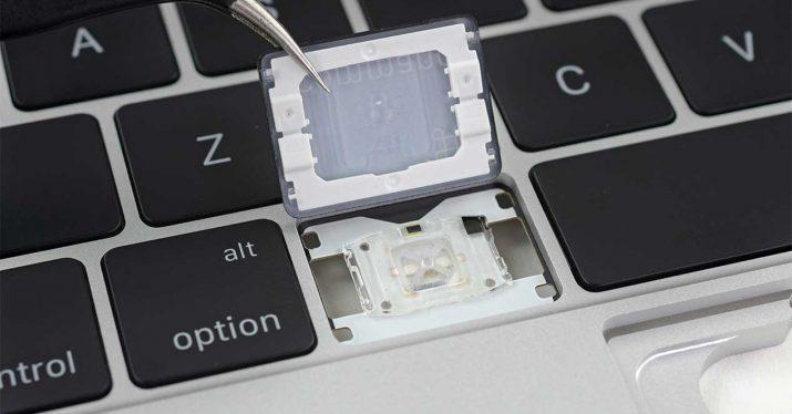 apple teclado membrana command