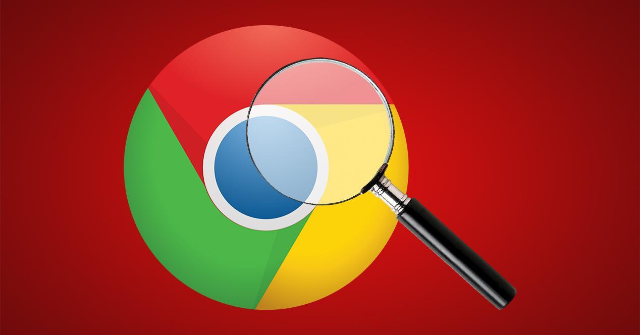 google chrome lupa espiar privacidad