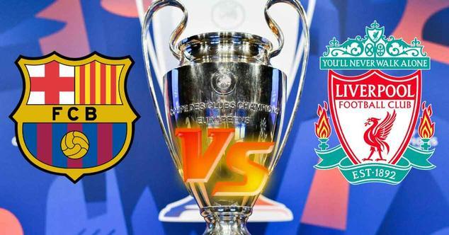 Barcelona Liverpool