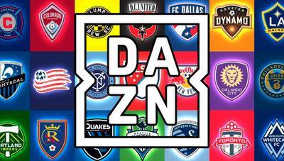 DAZN se refuerza con más fútbol y ofrecerá partidos de la MLS de EEUU