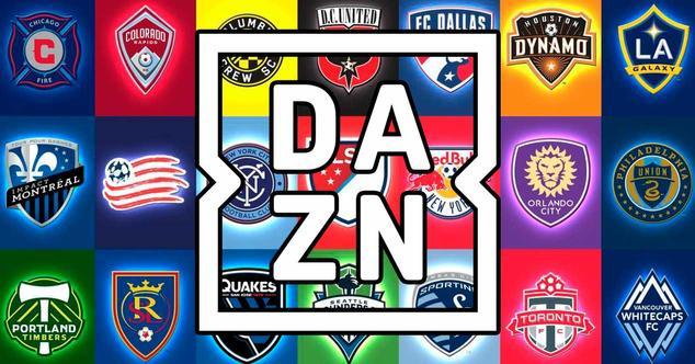 Ver noticia 'DAZN se refuerza con más fútbol y ofrecerá partidos de la MLS de EEUU'