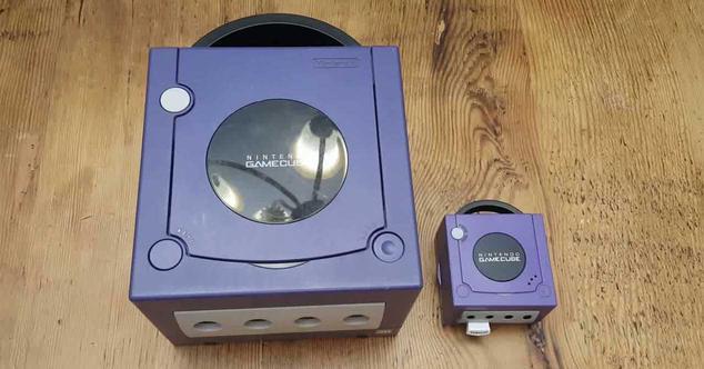 gamecube classic mini