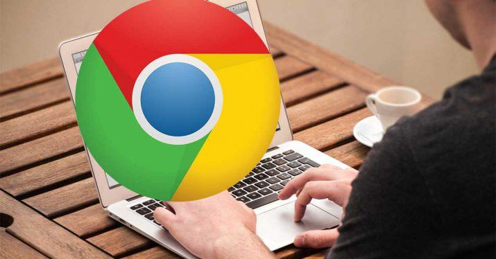 google chrome navegador pc