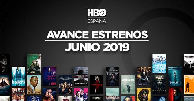 Ver noticia 'Estrenos HBO en junio 2019: nuevas series y películas que llegan a España'