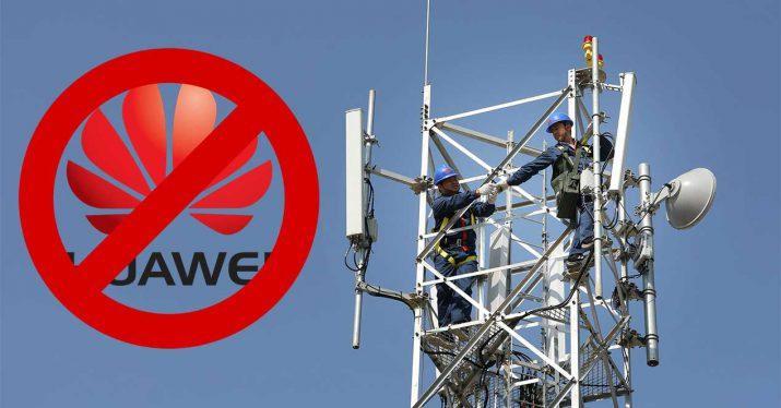 huawei antena prohibido usa