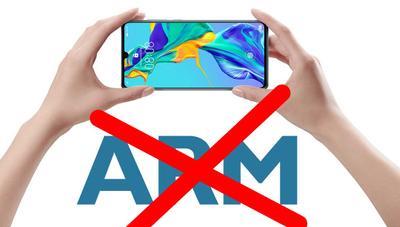 Por qué Huawei puede vivir sin Google, pero no sin ARM