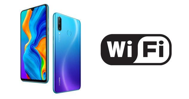 huawei p30 wifi