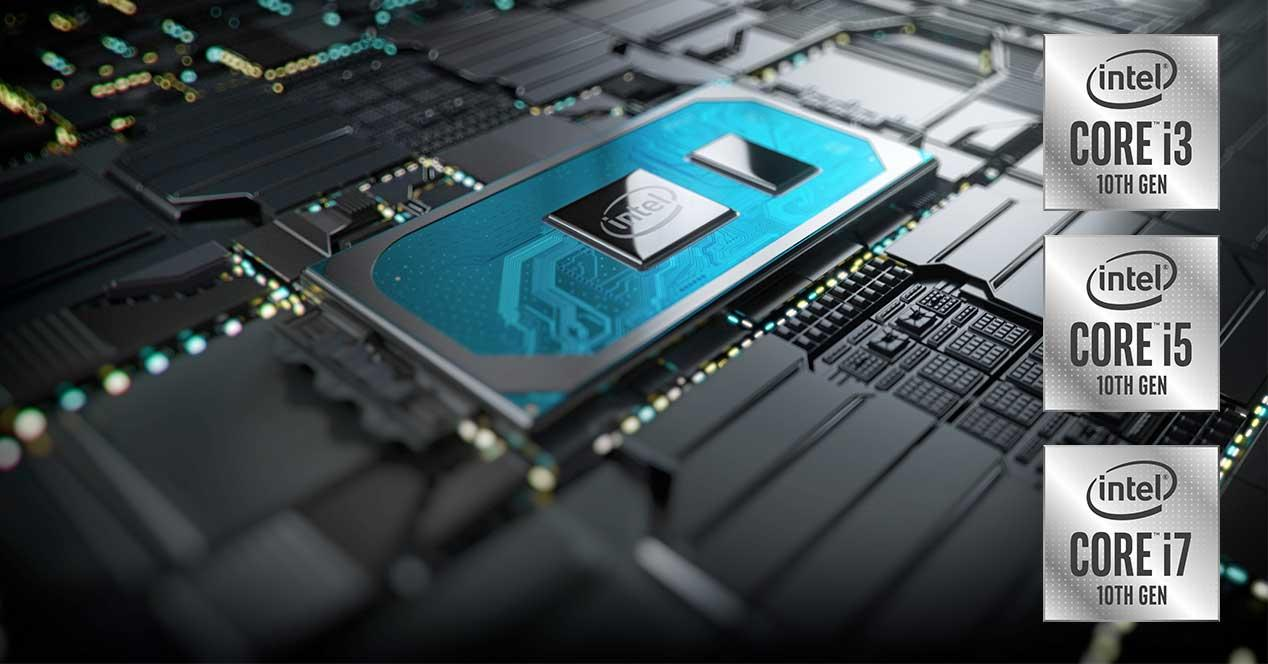 intel core i3, i5 i7 10 gen ice lake 10 nm