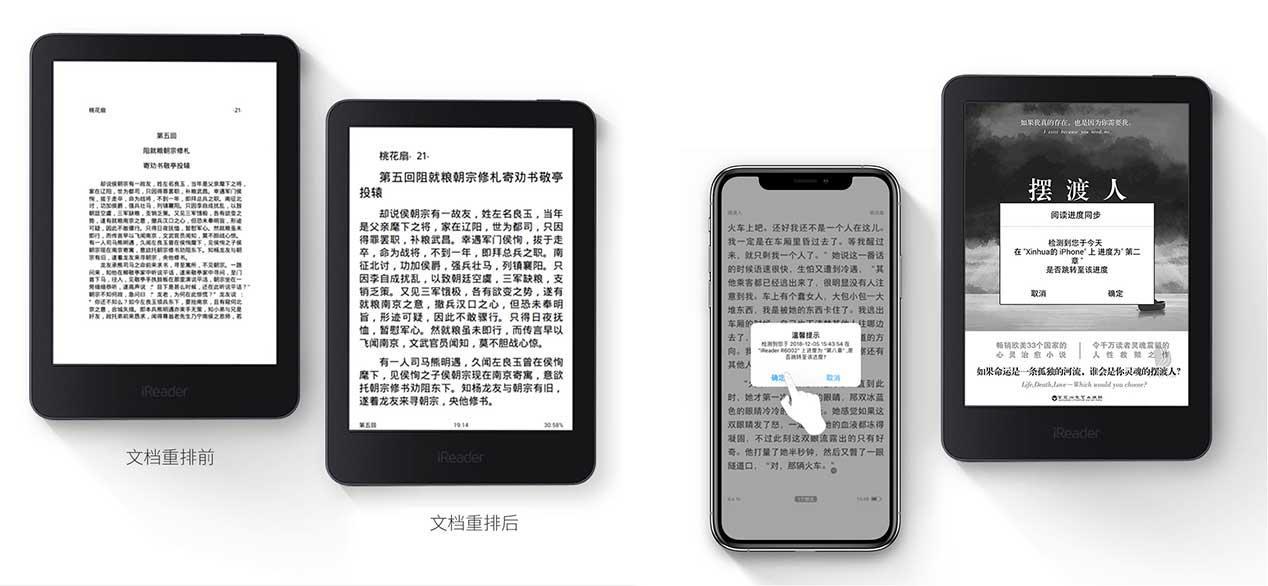 Xiaomi Pone A La Venta El Ebook Ireader T6 Mejor Que El
