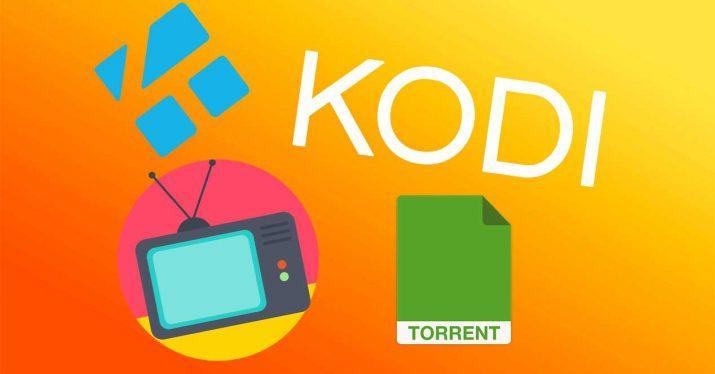 kodi elementum torrent streaming