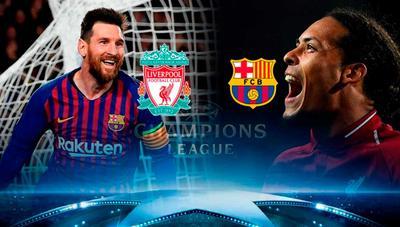 Cómo ver el Liverpool – FC Barcelona de Champions en directo por TV, online y desde el móvil