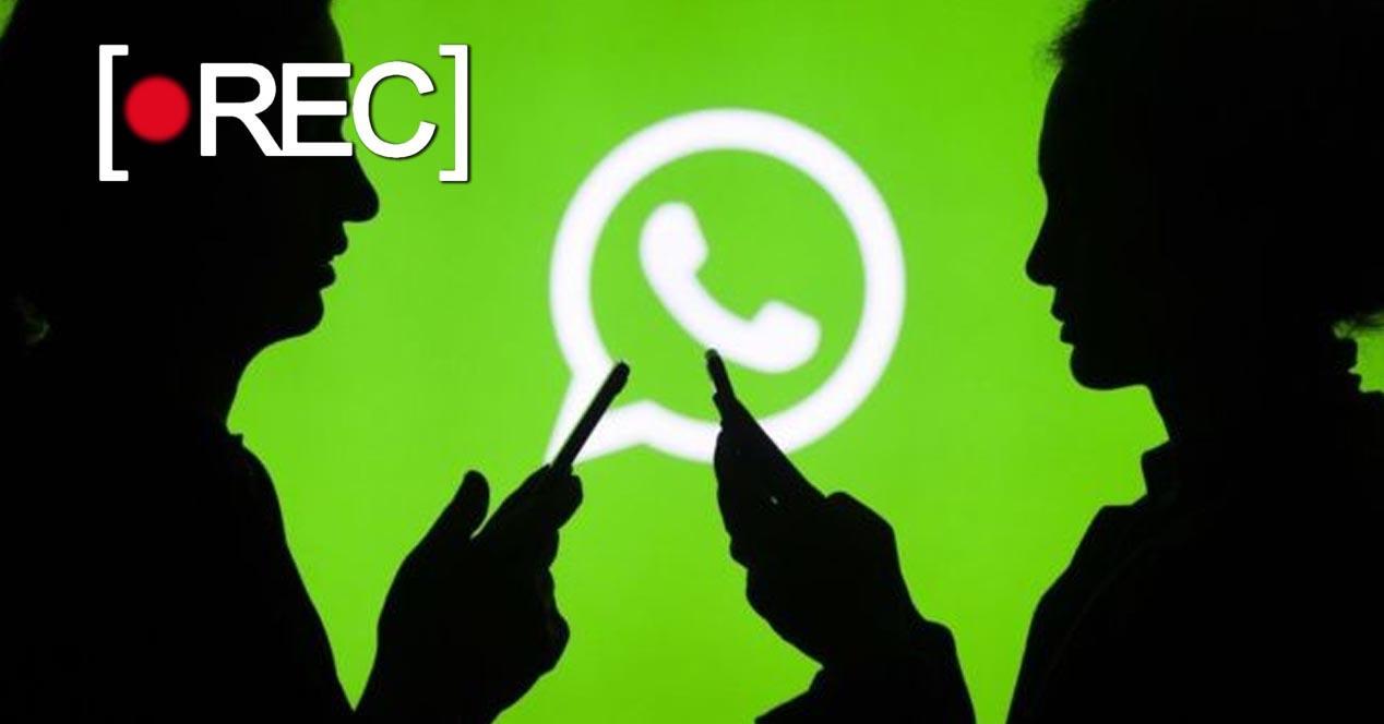 Ver noticia 'Noticia 'Cómo grabar una llamada de WhatsApp en iOS y Android''