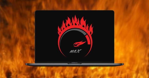 macbook pro 2019 temperatura 2
