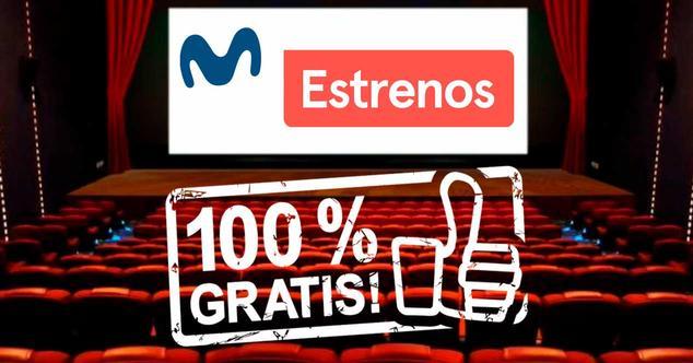 Ver noticia 'Movistar seguirá regalando el cine de estreno: así puedes conseguirlo gratis'